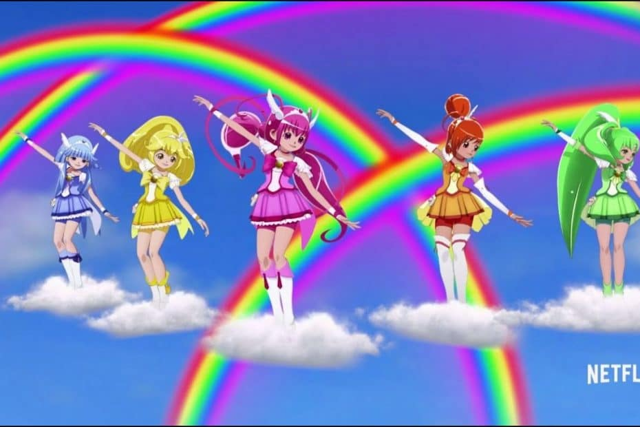 "Glitter Force - Music Video - ""Glitter Force"""