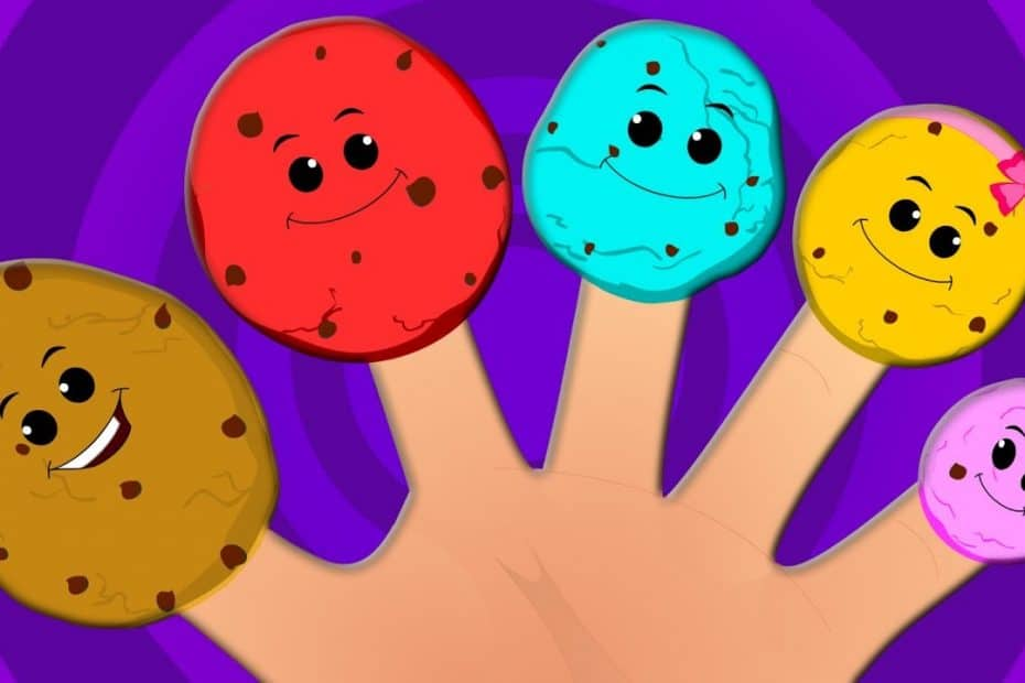 Cookies Finger Family | Nursery Rhymes Songs For Children | Baby Rhymes