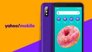 Verizon, 50 ABD doları karşılığında Yahoo markalı bir akıllı telefon başlattı
