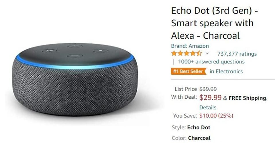 Amazon Black Friday 2020, Black Friday Amazon sales, Black Friday Echo deals, Black Friday Kindle deals