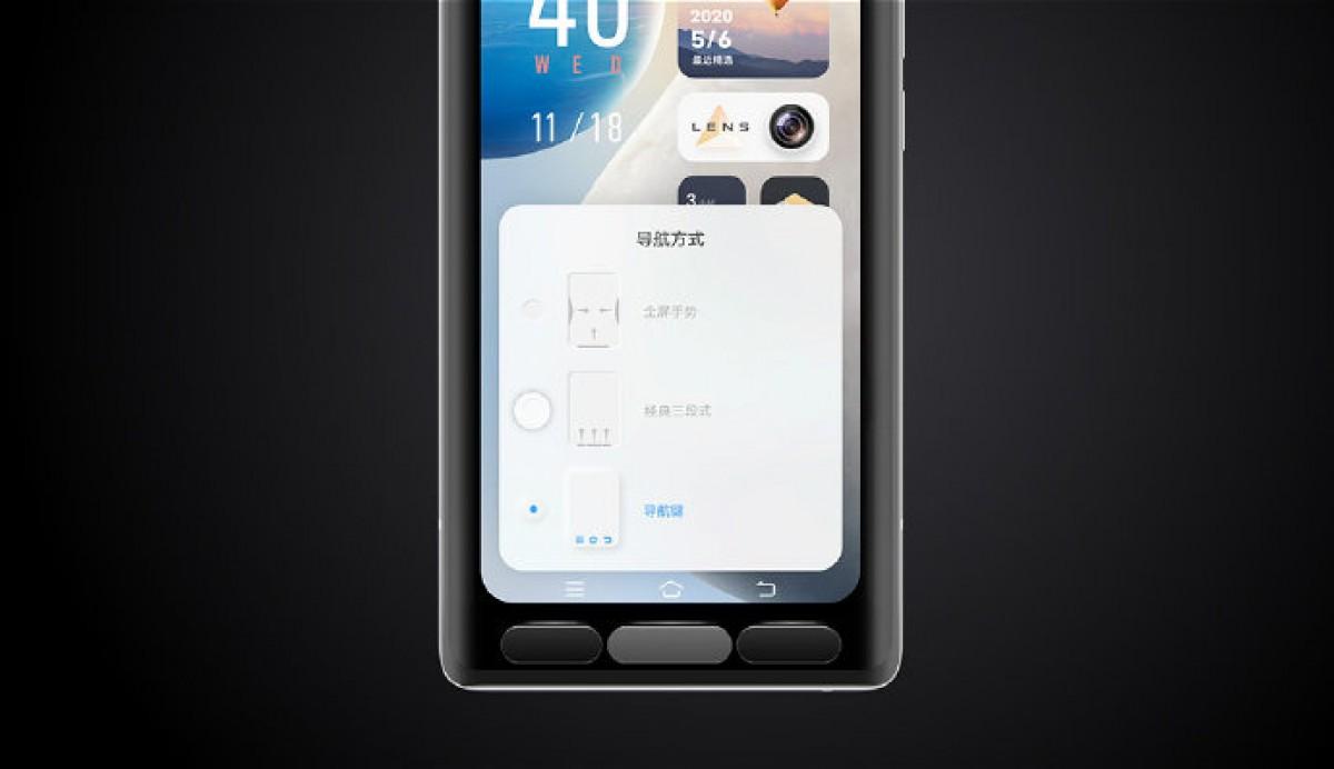 Vivo OriginOS ayrıntıları: yüksek etkileşimli widget'lar, yeni hareketler, bellek optimizasyonları