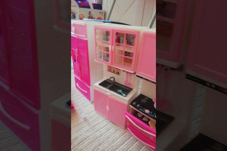 Barbie Evi Tanıtımı