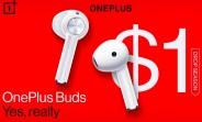 OnePlus Tomurcukları yarın sadece 1 dolara mal olacak, OnePlus 7T 349 dolara sizin olabilir