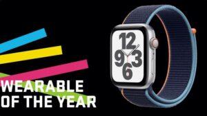Apple Watch SE, yılın giyilebilir cihazı seçildi