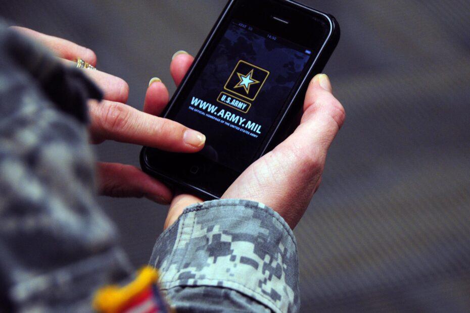 ABD ordusu telefon uygulamalarından veri topluyor olabilir
