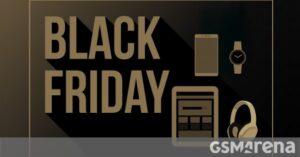 Akıllı telefonlar, tabletler, akıllı saatler ve kulaklıklarla ilgili Black Friday fırsatları