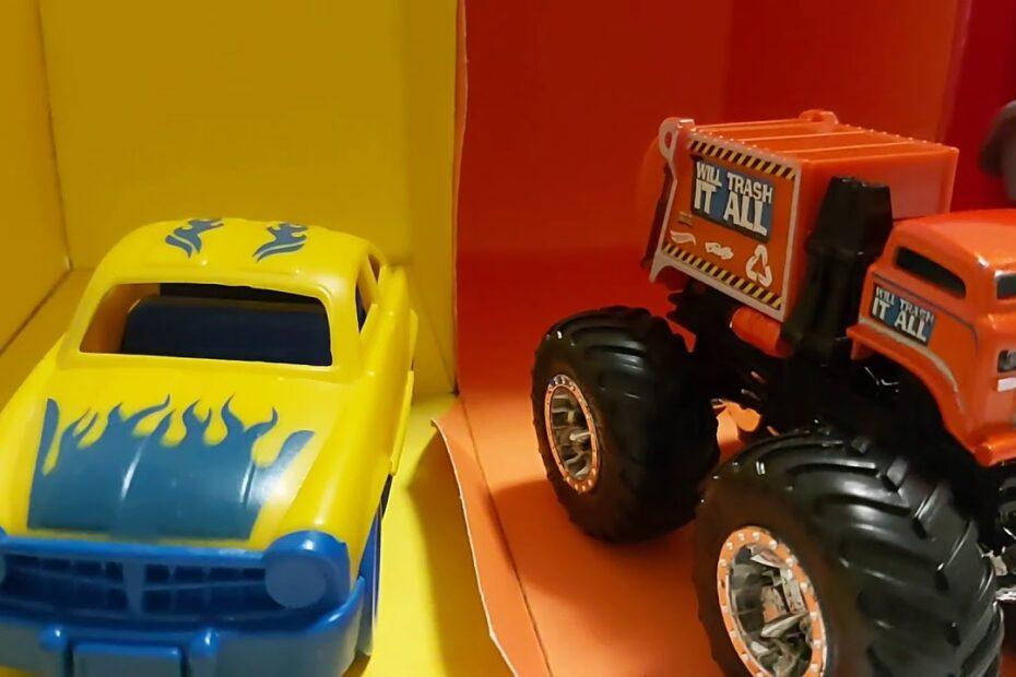 Arabalarla Renkleri Öğreniyoruz | Eğlenceli Çocuk Oyunları | Eğitici Çocuk Oyunları | Funny Videos