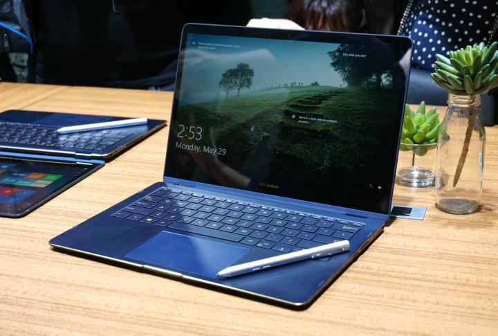 Asus, 4K OLED ekranlı ZenBook Flip S 13 dizüstü bilgisayarlarını duyurdu
