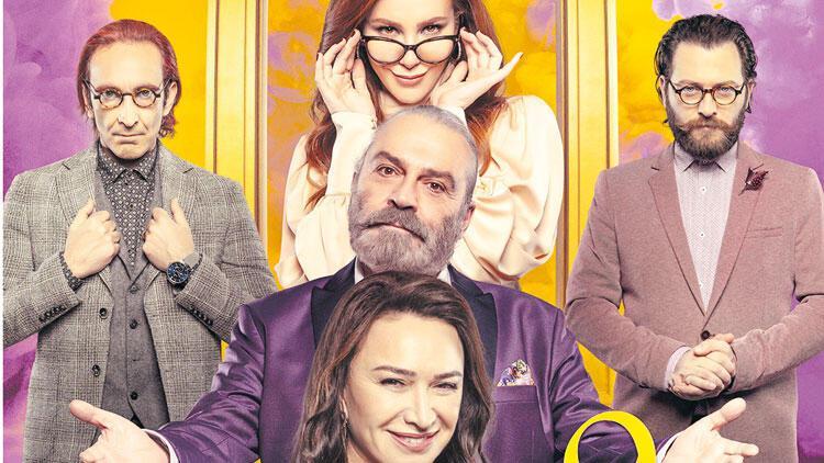Ezel Akay'ın yeni Netflix filmi '9 Kere Leyla' yolda