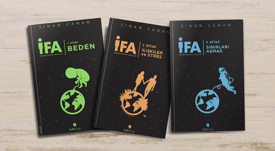 Sinan Canan'ın yeni kitabı çıktı: İnsan's Factory Settings serisinin son kitabı 'Bo limitlerini aşmak'