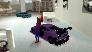 Şimşek McQueen Örümcek Adam İle Araba Mağazasını Geziyor Çizgi Film Tadında   Türkçe Dublaj   YouTub