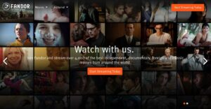 Cinedigm, Fandor'u satın aldı ve daha büyük bir video akışı planlıyor