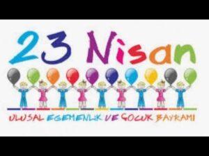 23 Nisan Kutlu Olsun (23 Nisan Şarkısı uzun versiyon) #23nisan