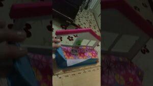 Azra nın doğum günü hediyesi  barbie evi.eğlenceli çocuk videoları