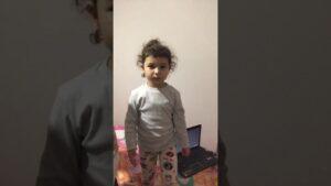 Bizi unutmayın dedi.. Nisa 3 yaşına girmeden YouTube girdi :) niloya düştü bakınnn