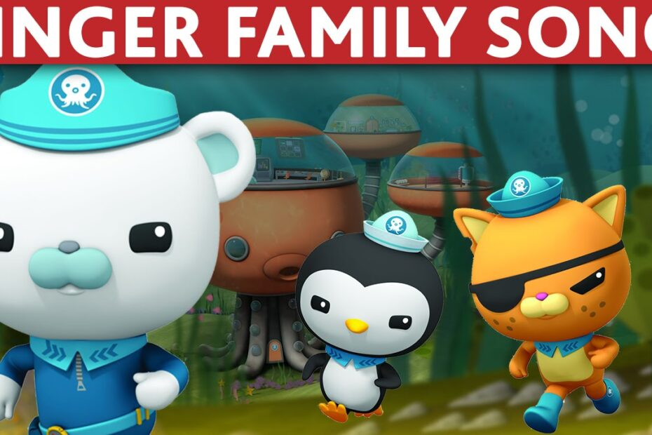 FINGER FAMILY SONG OCTONAUTS DADDY FINGER SONG