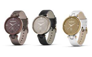 Garmin Lily, kadınlar için üretilmiş bir spor izleme akıllı saatidir