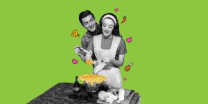 Herkesin pişirebileceği 24 romantik akşam yemeği