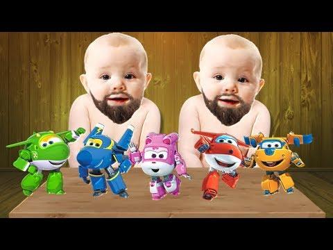 Pepe Harika Kanatlar Jett Dizzy Donnie Boyuyor Bebekler Ağlıyor Pepe Harika Kanatlar Renkler Öğrenme