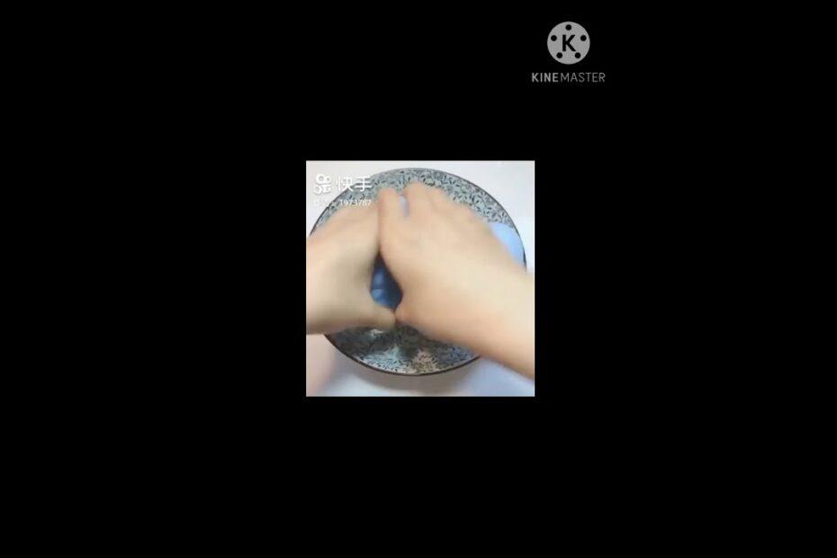 Rahatlatıcı Slime Videoları #49