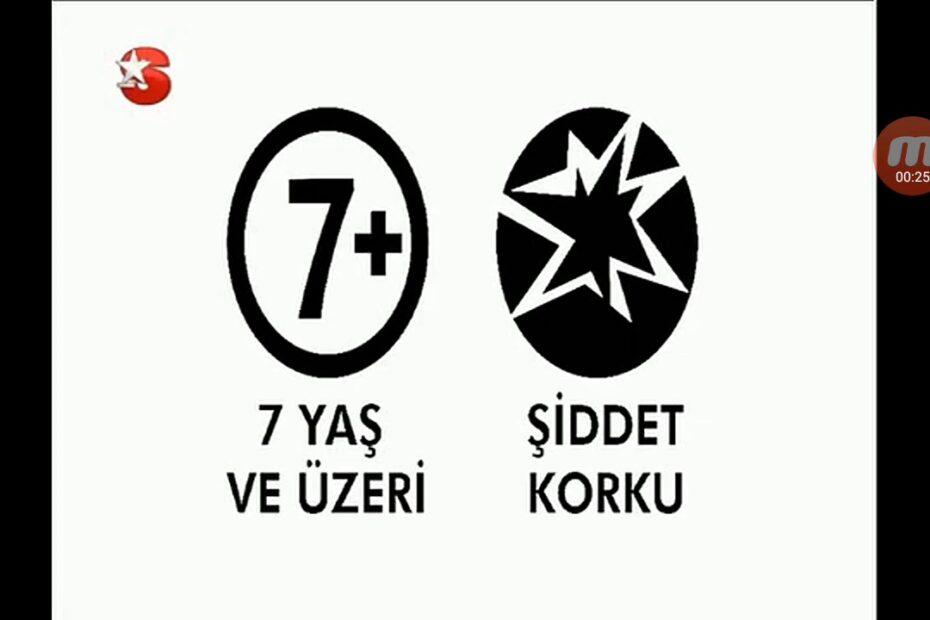 STAR TV - Akıllı İşaretler Jeneriği - 7 Yaş ve Üzeri (23 Nisan 2006 - 31 Aralık 2011)