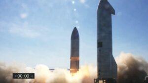 SpaceX, FAA kurallarını ihlal etmesine rağmen SN9 uzay aracını son test uçuşunda fırlatıyor