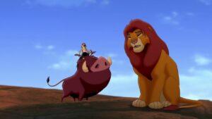 Aslan Kral 2 - Macera Filmleri (2/19)