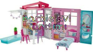 Barbie Portatif Evi tanıtımı (İlk Videom)