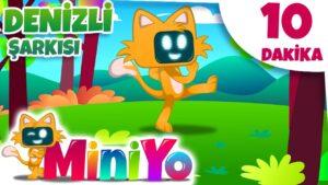 Miniyo ile Denizli'yi Geziyorum + Daha Fazla Çocuk Şarkısı | Miniyo
