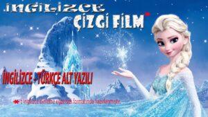 ingilizce çizgi film | Frozen - Karlar ülkesi ile ingilizce egzersiz