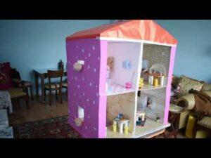 Barbie Rüya Evi Nasıl Yapılır ?