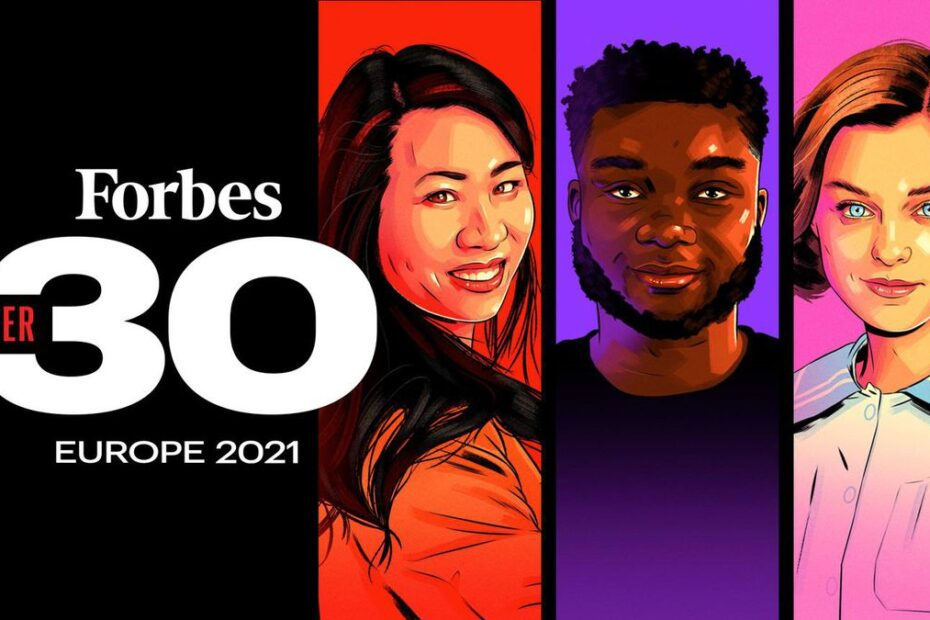 Forbes, Avrupa'nın 30 yaş altı 30'luk altıncı yıllık listesini yayınladı