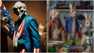 'Tasfiye', Bağımsızlık Günü'nü 'Peter Rabbit 2' Haziran ayında vururken doğruladı