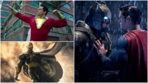 Nasıl A 'Shazam vs.  Black Adam 'Film Trump' Batman V Superman 'Olabilir