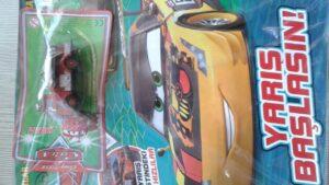 Cars   Cars Magazine   Şimşek Mekkuin   Şimşek McQueen   Lightning McQueen