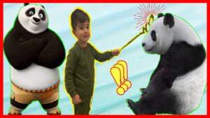 EVDE AYI VAR ❗ Evde Panda Var | Ayı Videoları |Eğitici Çoçuk Videoları İzle Bebek Videoları  Forkids