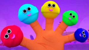 Finger Family Lollipop | Nursery Rhymes For Childrens And Kids | Baby Songs