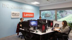 İTÜ ARI Teknokent'te yazılım laboratuvarı kuruldu.