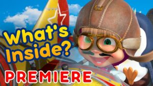 Masha and the Bear 🔧 What's inside? 🐧🤣 (Episode 81) PREMIERE 💥 New season! 🎬