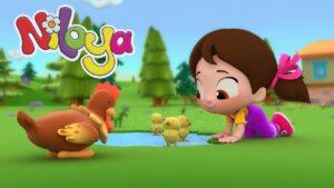 Niloya English - 4 episodes in one / 20 minutes Niloya cartoon...