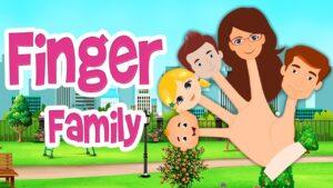 The Finger Family Song | Nursery Rhymes | CDS Kids Tv