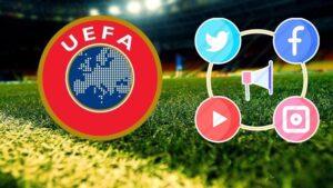UEFA, siber tacize karşı Facebook, Twitter ve Instagram'ı boykot edecek