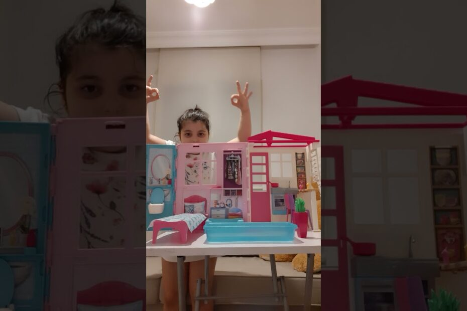 Deniz'in Barbie Evi
