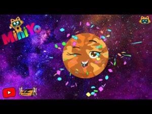 """MİNİYO GEZEGENLER """"miniyo"""" ile gezegenleri öğren /  Çocuklar için eğitici videolar part 404"""