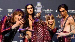 2021 Eurovision şarkı yarışmasında uyuşturucu kullandığı iddia edilen Damiano David açıklama yaptı
