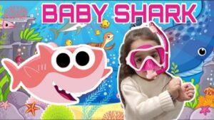 Baby Shark Çocuk Şarkıları- Hilal Öztürk