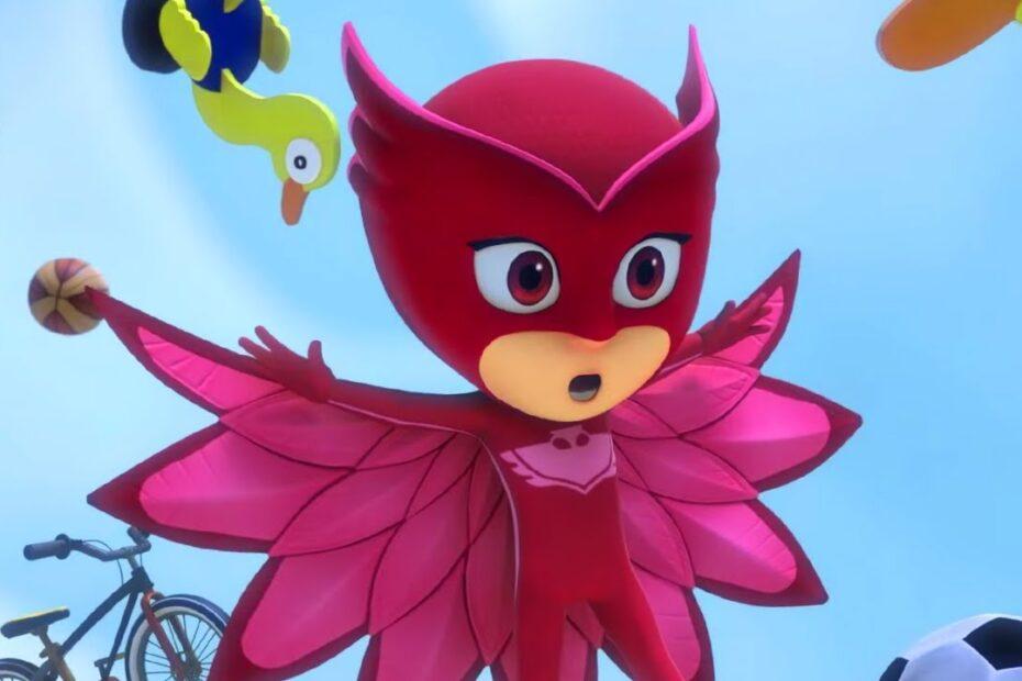 Çocuklar İçin Videolar | Owlette ve Ay Topu | Çocuklar İçin Çizgi Filmler
