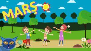 GÜNEŞ MARŞI | Pababis Sokağı - Çocuk Şarkıları