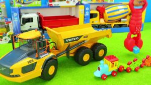 Kamyon Yolculuğu | Lego Duplo Oyuncaklar, İtfaiyeci Sam ve Çocuklar İçin Pençe Devriye Araçları
