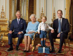 Kraliyet yazarı Penny Junior: Prens William, Kraliçe Elizabeth'i taklit ediyor